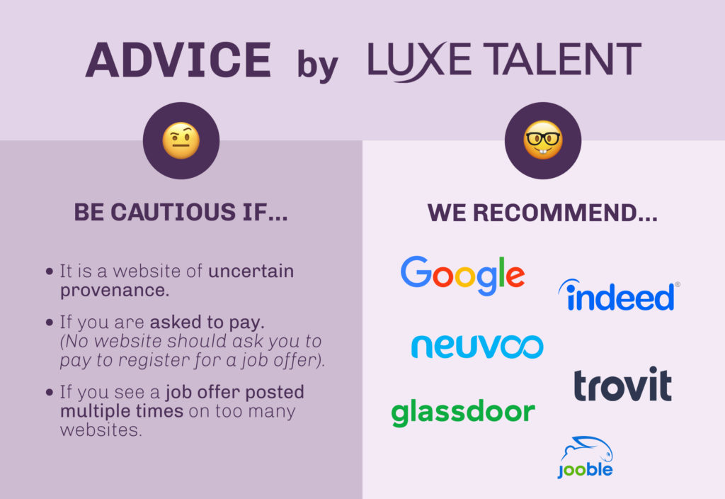 Advice from Luxe Talent